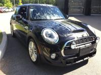 Low mileage 2015 MINI Cooper S Hardtop 2 door in