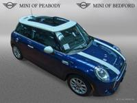 CARFAX 1-Owner, MINI Certified, LOW MILES - 35,139! EPA