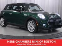 S trim. CARFAX 1-Owner, MINI Certified, ONLY 24,593