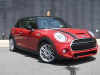 **2015 MINI COOPER S!!**6 SPEED MANUAL**VERY VERY LOW