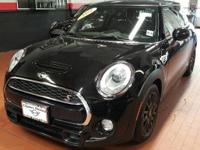 S trim. CARFAX 1-Owner, MINI Certified, Excellent