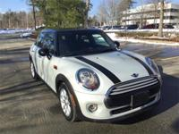 MINI Certified, 2015 Cooper Hardtop 4dr 6-Speed Manual