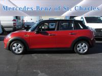 Options:  2015 Mini Hardtop 4 Door Cooper|Cooper 4Dr