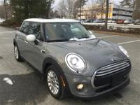 MINI Certified, 2015 MINI Cooper 4-door in Moonwalk