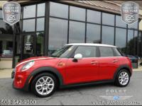 1-OWNER... LOW Miles... SPOTLESS!! 2015 MINI Cooper