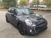 MINI Certified 2015 Cooper S Hardtop in Thunder Gray