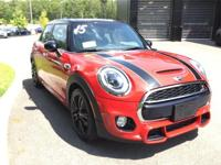 Nicely-equipped 2015 MINI Cooper S Hardtop 4 door in