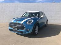 *MINI CERTIFIED PRE-OWNED WARRANTY THROUGH MAY 2020