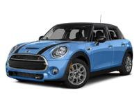 Bold and beautiful, this 2015 MINI Cooper Hardtop 4