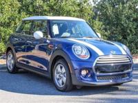 Hardtop 4 Door with Deep Blue Metallic exterior and