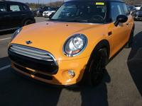 2015 Mini Cooper Volcanic Orange Carfax One-Owner.2D