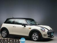 White 2015 Mini CooperCold Weather Package, Comfort