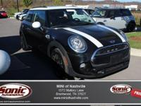This 2015 MINI Cooper S (***ONE OWNER, CLEAN CARFAX***)