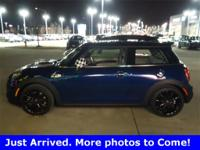 2015 Mini Cooper S FWD 6-Speed Automatic 2.0L 16V