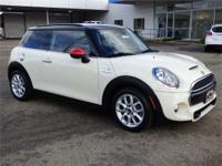 Options:  2015 Mini Cooper Hardtop 2Dr Hb S Used|White
