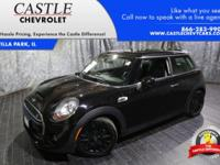 SPORTY AND LOADED WITH OPTIONS!!! CASTLE HAS IT FOR