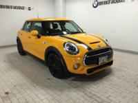 MINI Certified, LOW MILES - 10,243! FUEL EFFICIENT 34