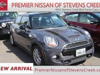 WELL MAINTAIN VEHICLE!!!  This 2015 MINI Cooper Hardtop