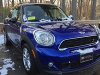 2015 MINI Cooper S Paceman ALL4 Certified! One Owner &