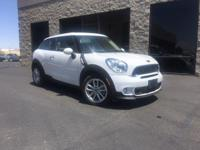 Recent Arrival! Clean CARFAX. Cooper S Paceman, 2D