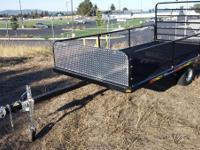2015 Mirage Trailers atv &utv all sizes From utility to