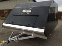 "2015 Mission Trailers MFS 101"" x 12' CROSSOVER PROTECT"