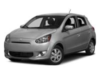 Wow would you look at this 2015 Mitsubishi Mirage!