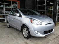 CARFAX 1-Owner. ES trim. FUEL EFFICIENT 44 MPG Hwy/37