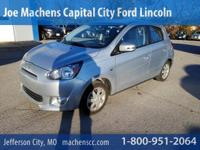 Silver Bullet! Your lucky day! 2015 Mitsubishi Mirage