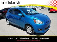 Climb inside the 2015 Mitsubishi Mirage! An awesome