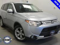 New Price! CARFAX One-Owner. Outlander SE, 4D Sport