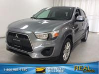 New Price! Mercury Gray 2015 Mitsubishi Outlander Sport