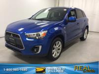 New Price! Octane Blue Metallic 2015 Mitsubishi