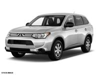 Make sure to get your hands on this 2015 Mitsubishi