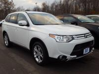 Check out this 2015 Mitsubishi Outlander SE. Its