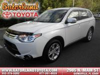 PRICED BELOW MARKET! THIS OUTLANDER WILL SELL FAST!