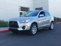 New Price! CARFAX One-Owner.  2015 Mitsubishi Outlander