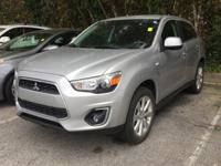 This 2015 Mitsubishi Outlander Sport is offered to you