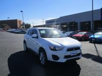 Safe and reliable, this Used 2015 Mitsubishi Outlander