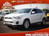 Options:  2015 Mitsubishi Outlander Sport Se|Se 4Dr
