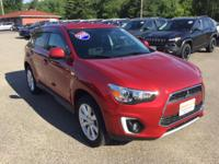 Options:  2015 Mitsubishi Outlander Se|Local Trade