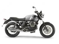 2015 Moto Guzzi V7 Special Wrapped in a two-tone color