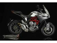Performance. Feel. 2015 MV Agusta Turismo Veloce 800