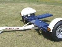 New Mastertow car tow dolly with 3 Manufactor