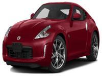 Options:  2015 Nissan 370Z Base|For Internet Pricing