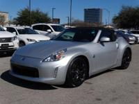 CARFAX 1-Owner, GREAT MILES 15,111! 370Z trim. CD