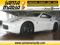 Options:  2015 Nissan 370Z Touring|One Owner; **Local