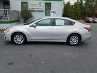 Options:  2015 Nissan Altima 2.5 S 4Dr