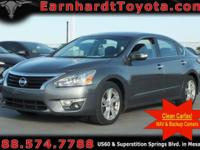 We are pleased to offer you this 2015 Nissan Altima SV