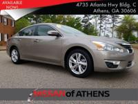Check out this 2015 Nissan Altima 2.5 SL. Its Variable
